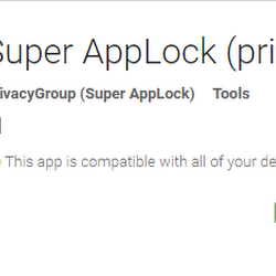 How to Hide or unhide Applock icon ~ WHATSUPGEEK