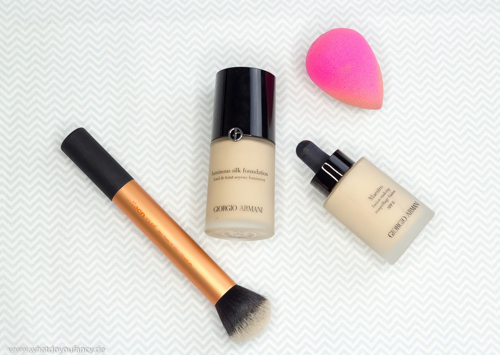 Top 3 Beauty Essentials Foundation