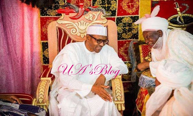 2019: Why no mortal human being can stop Buhari from winning second term – Emir of Daura