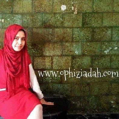 Ophi Ziadah, dari diary jadi prestasi