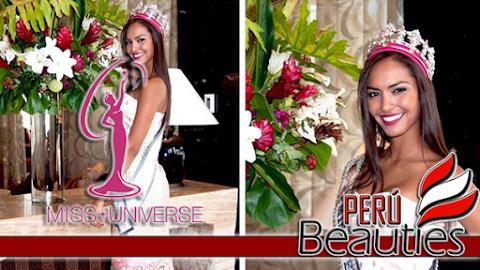Miss Universe Perú 2018