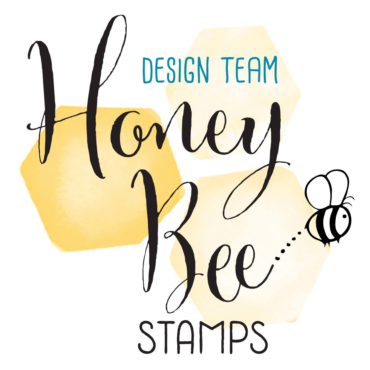 Honey Bee Stamps DT