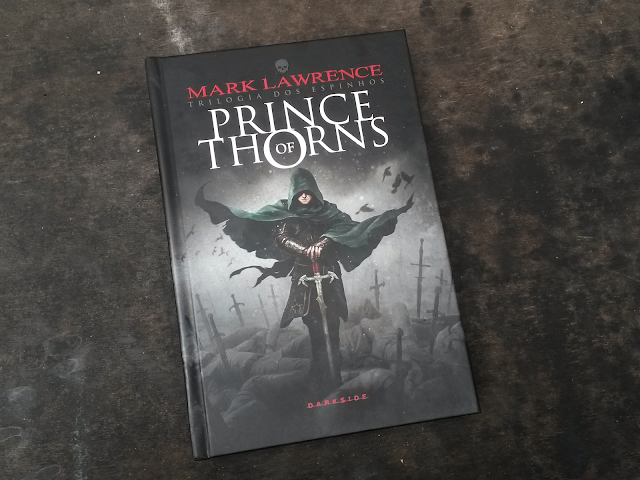 resenha Prince of Thorns - Marck Lawrence