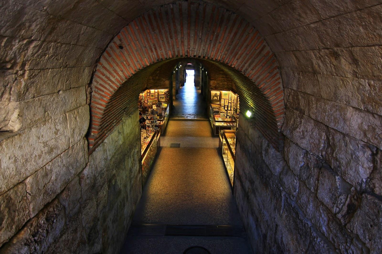 斯普利特地下皇宮