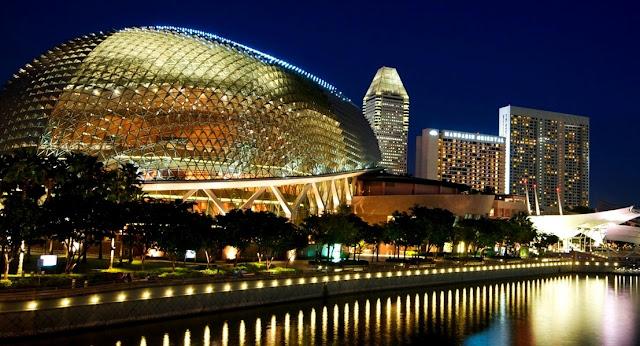 Pusat Kesenian Singapura Esplanade