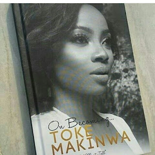 Image result for ENTERTAINMENT Toke Makinwa Reveals She Made a Sex Tape With Husband, Ayida