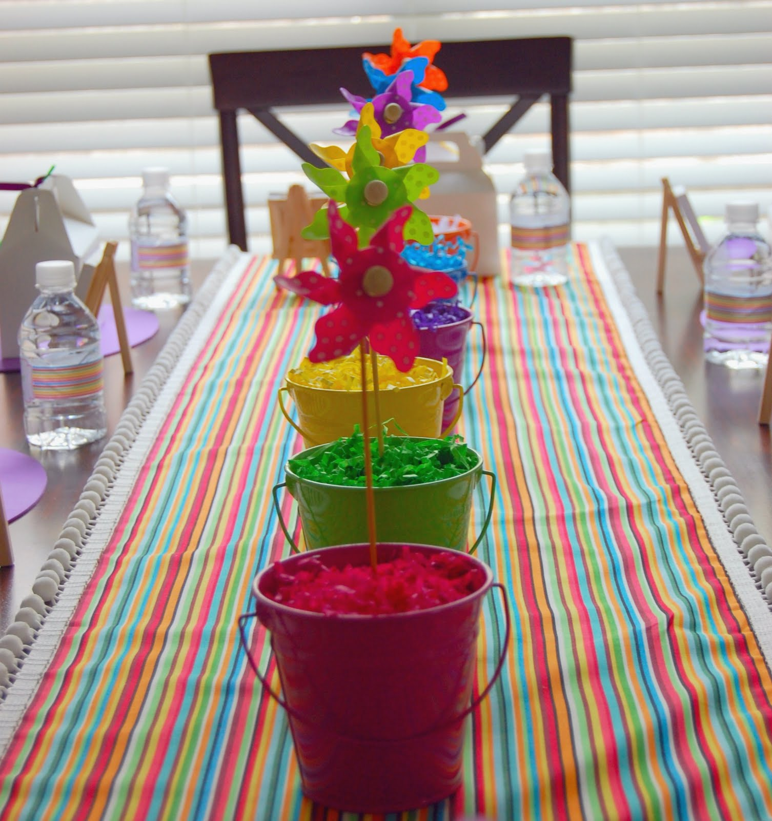 Party Decorations Table Centerpieces: Simply Creative Insanity: Picasso Art Party