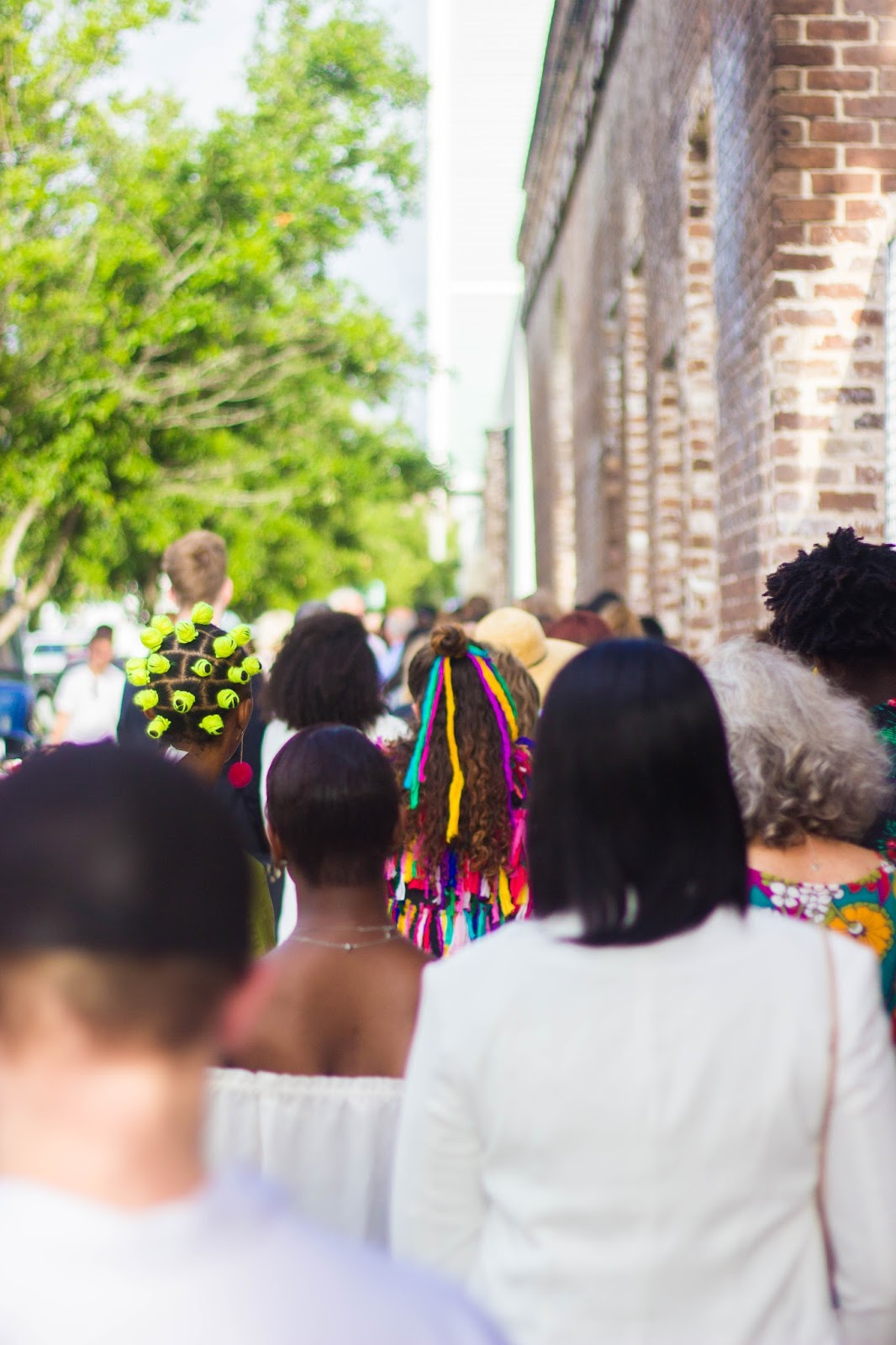 SCAD FASHION SHOW STREET STYLE