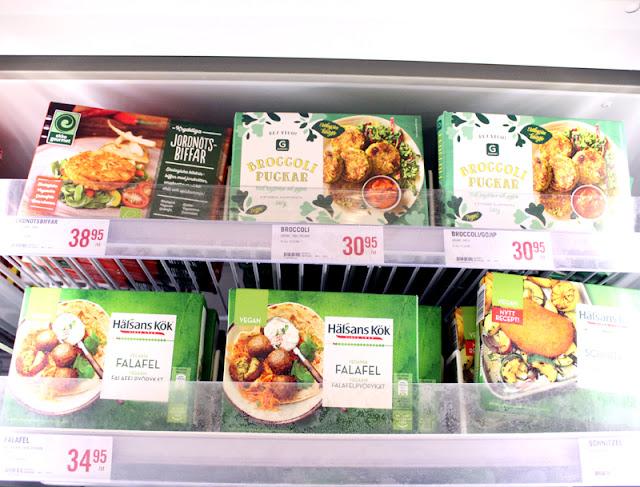 Svenskehandel Stromstad Mat Veganmat Veganske Frossenvarer Harryhandel Guide Til Veganmat På Grensa Veganmisjonen