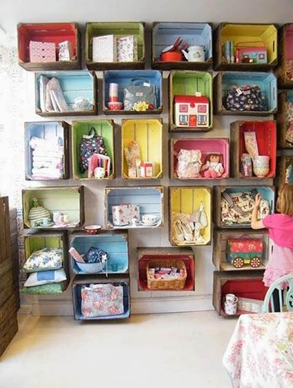 Creative Storage Ideas For Small Spaces With Little Money 4
