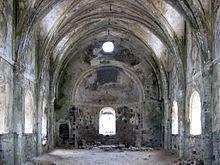 Iglesia Ortodoxa Abandonada