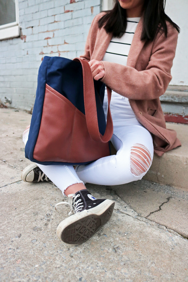 Calila Commuter Bag For School or Work