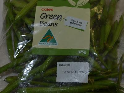 Gising Gising Green Beans