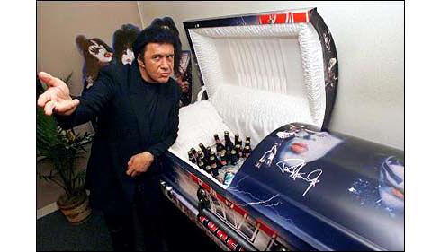 dimebag darrell in his casket - photo #6