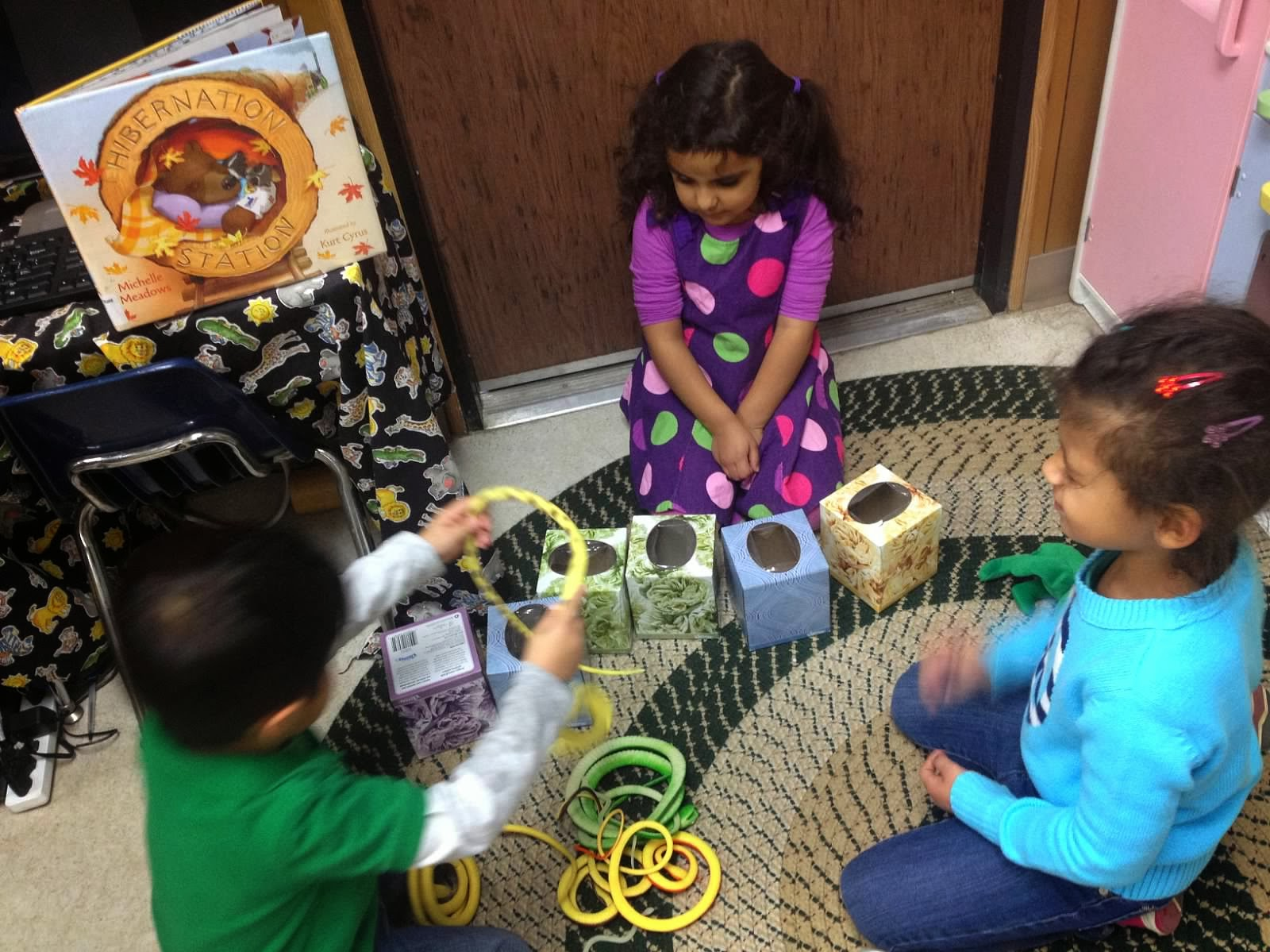 Preschool For Rookies Learning About Hibernation And Migration