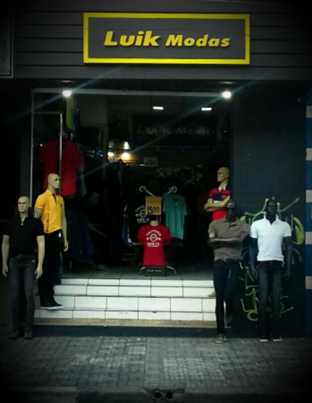 0fc3fcbe7d8 Luik Modas  Conheça a nossa loja !