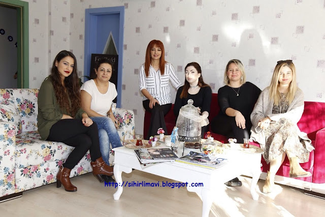 queen bee, güzellik salonu, ankara, blogger, blog, sihirlimavi, dermapen