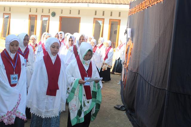 Hasil Ujian Tamrin Syahriyah Kelas 3 Ibtidaiyah Al-Khoirot