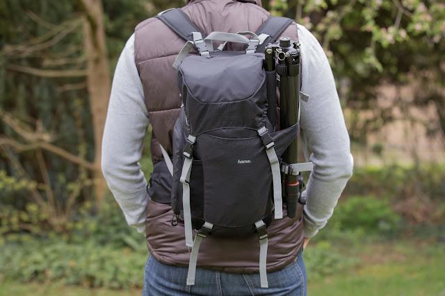 Gear of the Week #GOTW KW 16  Hama Kamera-Rucksack Trekkingtour 140  Wanderrucksack für Fotografen 02
