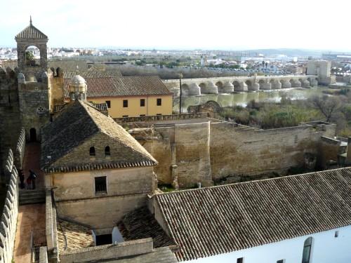 Alcazar de Córdoba de los Reyes Cristianos