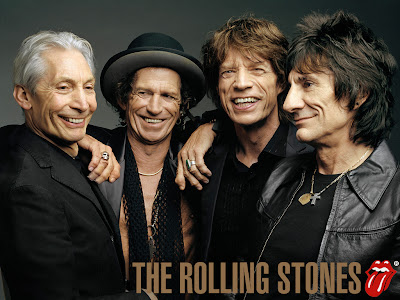 Band Rock Terbaik The Rolling Stones