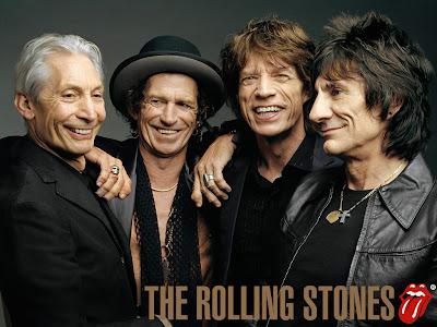 Band Rock Terbaik The Rolling Stones