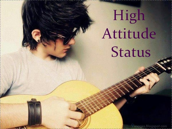 Hindi Attitude status for whatsapp – high dashing boys