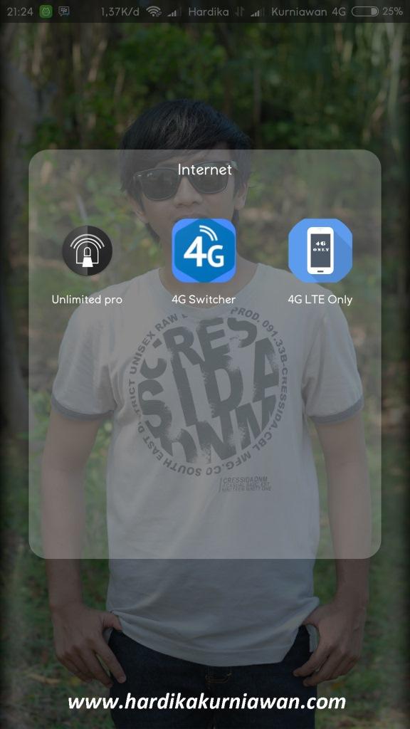 2 Cara Kunci Sinyal 4G LTE Tanpa Software dan Pakai Aplikasi Agar