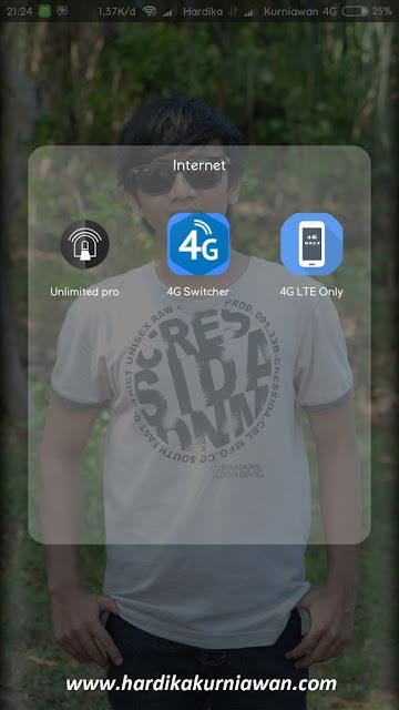 2 Cara Kunci Sinyal 4G LTE Tanpa Software dan Pakai Aplikasi Agar Internet Stabil + Lebih Cepat www.hardikakurniawan.com