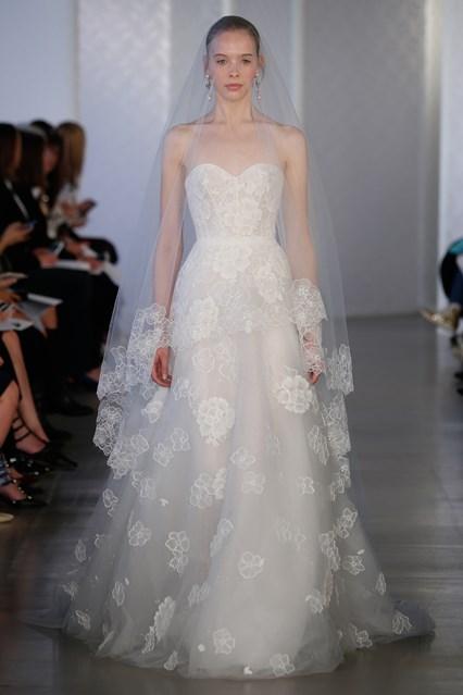 Mujeres y Vestidos de Moda: Oscar de la Renta: Desde New York los ...