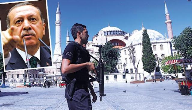 Μπήκε σε εφαρμογή η οθωμανική «δημοκρατία» Ερντογάν!