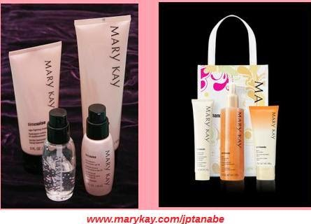 Mary Kay Skincare Products