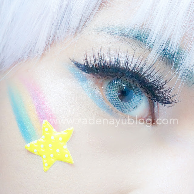 little twin stars makeup inspired