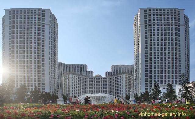 Dự án Vinhomes Royal City