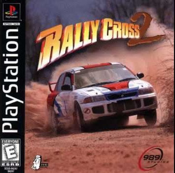 rally cross 2 psx por mega