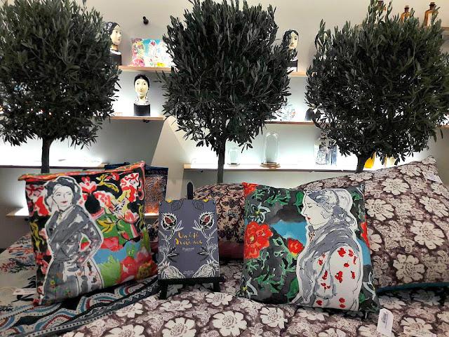 Fragonard Provence collection printemps été décoration mode parfumeur parfum vaisselle