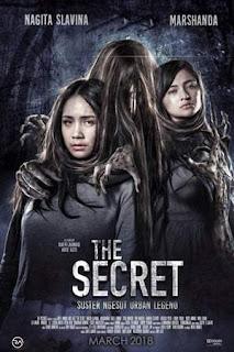 Download The Secret: Suster Ngesot Urban Legend (2018) WEB-DL Full Movie