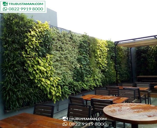 Tukang taman jakarta - Jasa Pembuatan Taman Vertical Garden