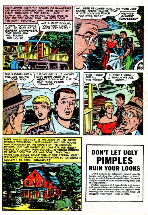 True Love Comics Tales: BLACK MAGIC