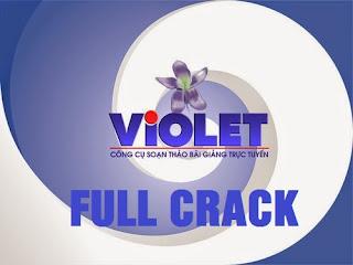 Phần mềm VIOLET 1.8 Full bản quyền