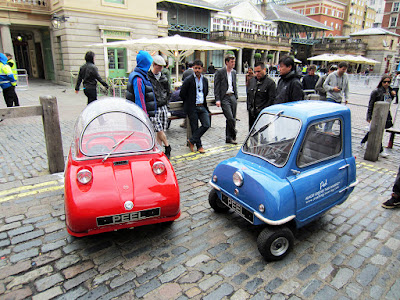kereta paling kecil