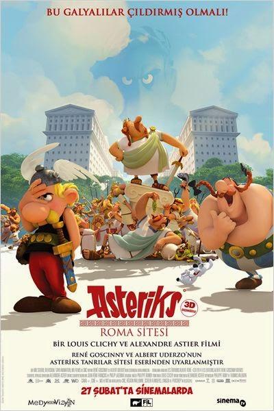 Download Asterix e o Domínio dos Deuses Dublado Grátis