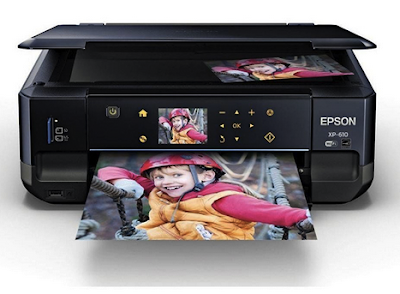 Epson Expression Premium XP-610 Small-in-One® All-in-One Printer review