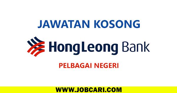 JAWATAN KOSONG HONG LEONG