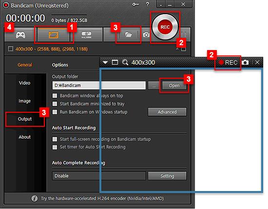 bandicam screen recorder - Download do Bandicam + Ativador
