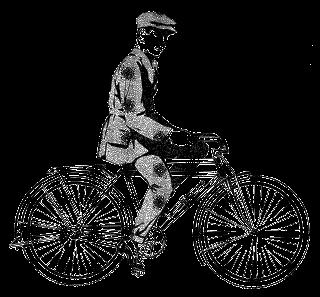 bicycle vintage download illustration