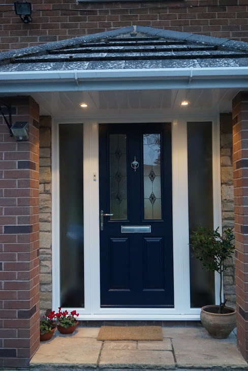 My new composite door tips on choosing a new front door for New front door