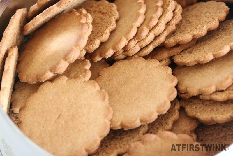IKEA ginger cookies pepparkaka