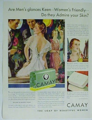Camay - The soap of beautiful women