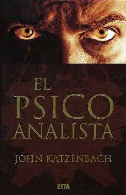 Resultado de imagen para el psicoanalista john katzenbach